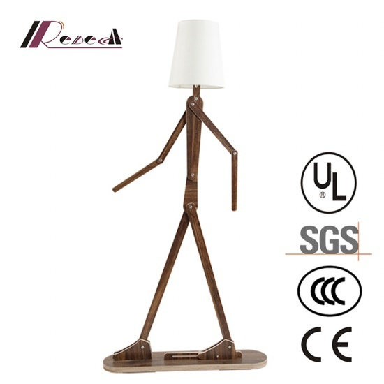 Creative Funny Man Shape Adjustable Floor Lamp