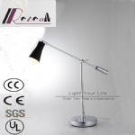 New Modern unique metal study portable luminaire table lamp