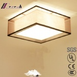 The Main Bedroom Lighting Iron Ceiling Lamp for Living Room
