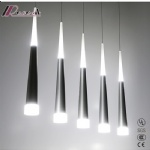 LED Art Personality Stair Modern Villa Pendant Lamp for Bedroom