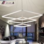 European Aluminum Office Lamps Unusual Pendant Lamp