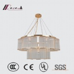 Modern Simple Circle Pendant Lamp Chandlier for Living Room