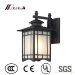 European Retro Waterproof Wall Lamp for Hallway & Balcony